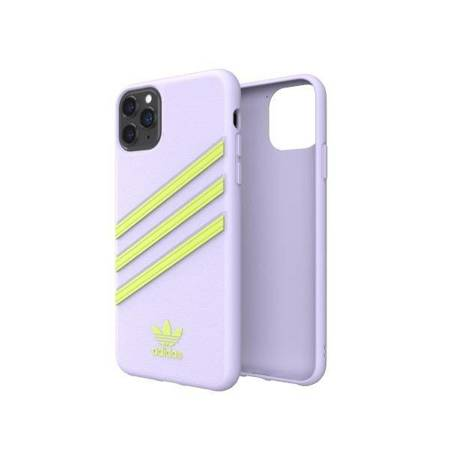 Adidas OR Moudled Case Woman iPhone 11 Pro Max fioletowy/purple