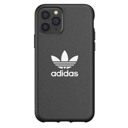 Adidas OR Moulded Case BASIC iPhone 12 Pro Max czarno biały