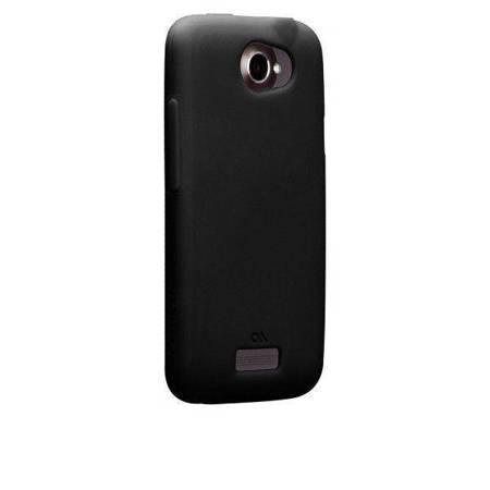 Case-mate Smooth - Etui HTC One X (czarny)