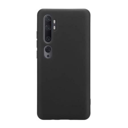 Crong Color Cover - Etui Xiaomi Mi Note 10 / Mi Note 10 Pro (czarny)