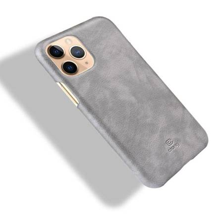 Crong Essential Cover - Etui iPhone 11 Pro Max (szary)