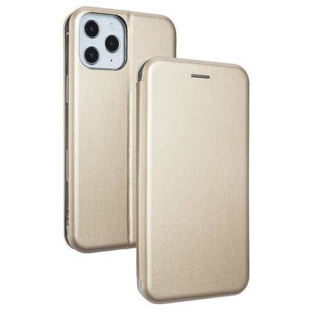 """Etui Book Magnetic iPhone iPhone 12 Pro Max 6,7"""" złoty/gold"""