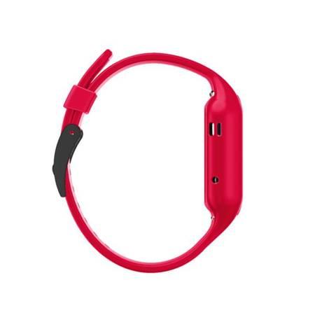 Incipio NGP Strap - Elastyczny pasek do Apple Watch 42mm (czerwony)