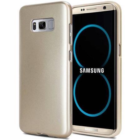 Mercury I-Jelly - Etui Samsung Galaxy S8 (złoty)