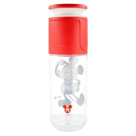 Mickey Mouse - Butelka twister z tritanu 850 ml