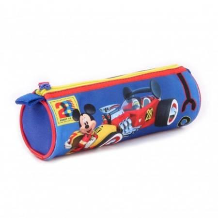 Mickey Mouse - Piórnik na zamek (niebieski)