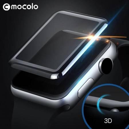 Mocolo 3D Glass Full Glue - Szkło ochronne na ekran Apple Watch 40 mm
