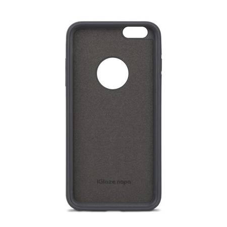 Moshi iGlaze Napa - Etui iPhone 6s Plus / iPhone 6 Plus (Midnight Blue)