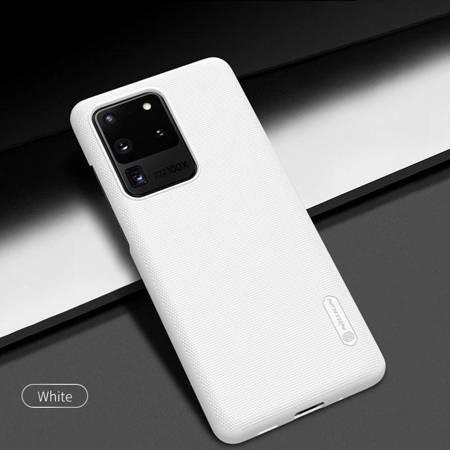 Nillkin Super Frosted Shield - Etui Samsung Galaxy S20 Ultra (White)