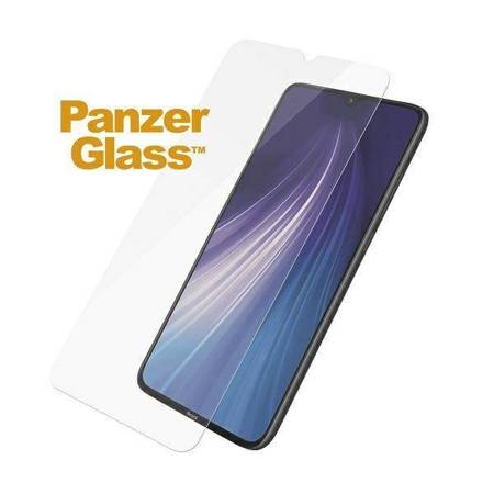 PanzerGlass E2E Regular Xiaomi Redmi Note 8 Case Friendly
