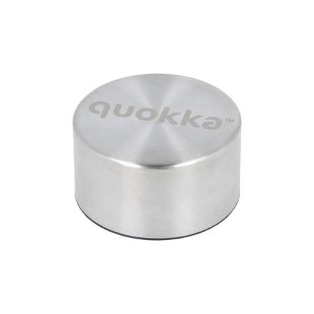 Quokka Solid - Butelka termiczna ze stali nierdzewnej 510 ml (Steel Blue)