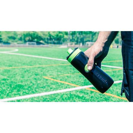 Quokka Sweat - Butelka bidon sportowy 680 ml (Lime)